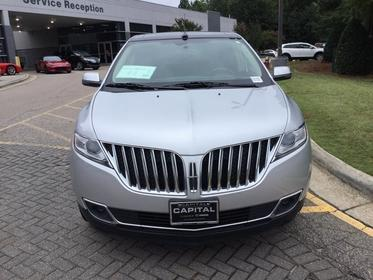 2015 Lincoln MKX Cary NC