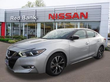 2017 Nissan Maxima S 3.5 S 4dr Sedan (midyear release) Red Bank NJ
