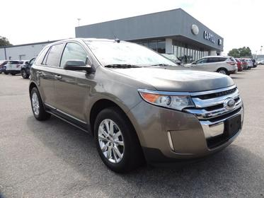 2013 Ford Edge SEL Rocky Mt NC