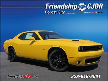 2018 Dodge Challenger R/T PLUS R/T 2dr Coupe Forest City NC