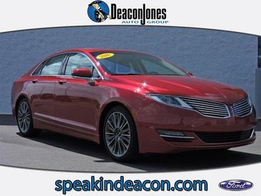 2016 Lincoln MKZ 4DR SDN FWD Greenville NC