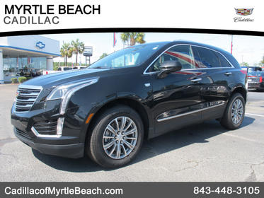 2017 Cadillac XT5 LUXURY Luxury 4dr SUV Myrtle Beach SC