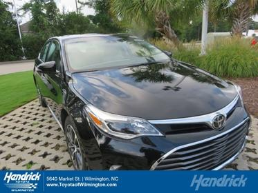 2018 Toyota Avalon XLE PLUS Wilmington NC