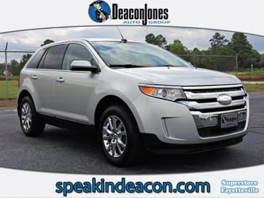 2013 Ford Edge LIMITED Sport Utility Fayetteville NC