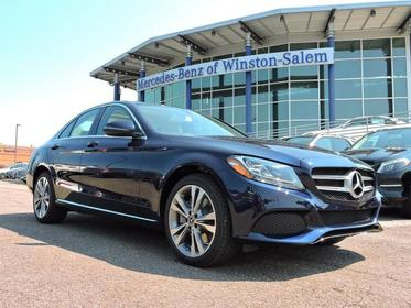 2018 Mercedes-Benz C-Class C 300 4dr Car Winston-Salem NC