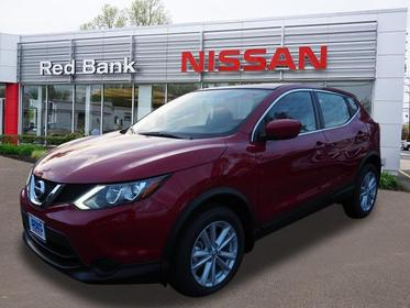 2017 Nissan Rogue Sport S AWD S 4dr Crossover Red Bank NJ