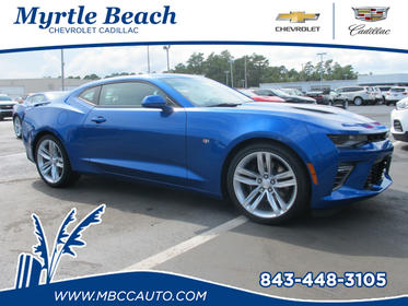 2018 Chevrolet Camaro SS SS 2dr Coupe w/2SS Myrtle Beach SC