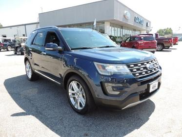 2016 Ford Explorer LIMITED Rocky Mt NC