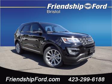 2017 Ford Explorer LIMITED AWD Limited 4dr SUV Bristol TN