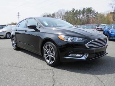 2017 Ford Fusion SE Winston-Salem NC
