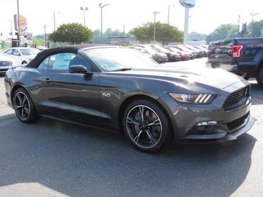 2017 Ford Mustang GT PREMIUM Winston-Salem NC