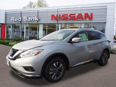 2017 Nissan Murano SL AWD SL 4dr SUV (midyear release) Red Bank NJ