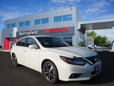 2017 Nissan Altima 2.5 SR 2.5 SR 4dr Sedan (midyear release) Springfield NJ