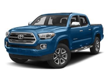 2017 Toyota Tacoma LIMITED North Dartmouth MA