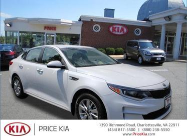 2017 Kia Optima LX 4dr Car Charlottesville VA