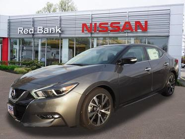 2017 Nissan Maxima SL 3.5 SL 4dr Sedan Red Bank NJ