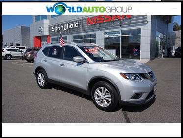 2015 Nissan Rogue SV AWD SV 4dr Crossover Springfield NJ
