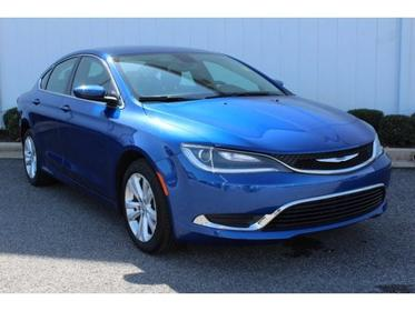 2016 Chrysler 200 LIMITED Bessemer AL