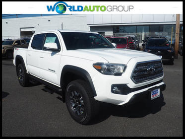 2017 Toyota Tacoma TRD OFF ROAD 4x4 TRD Off-Road 4dr Double Cab 5.0 ft SB 6A Lakewood Township NJ