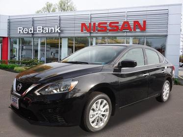 2017 Nissan Sentra S S 4dr Sedan CVT Red Bank NJ