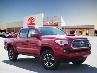 2017 Toyota Tacoma TRD SPORT 4x4 TRD Sport 4dr Double Cab 5.0 ft SB 6A Asheboro NC