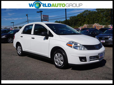 2011 Nissan Versa 1.6 1.6 Base 4dr Sedan Newton NJ