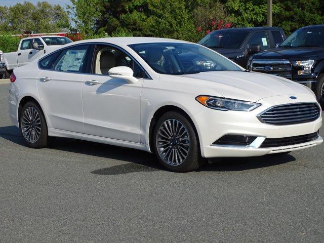 ... 2018 Ford Fusion SE 4dr Car Charlotte NC ... & New Ford Fusion in Charlotte NC | 94478 markmcfarlin.com
