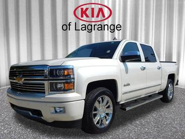 2014 Chevrolet Silverado 1500 HIGH COUNTRY 4x4 High Country 4dr Crew Cab 5.8 ft. SB Lagrange GA