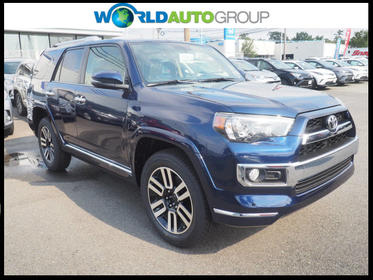 2017 Toyota 4Runner LIMITED AWD Limited 4dr SUV Lakewood Township NJ