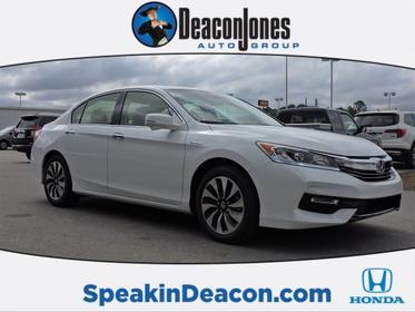 2017 Honda Accord Hybrid EX-L Goldsboro NC