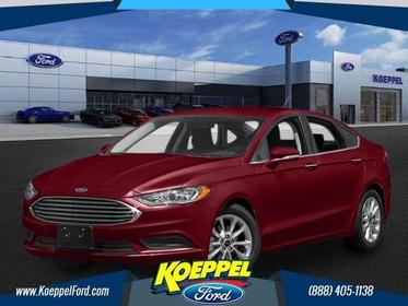2017 Ford Fusion S Woodside New York
