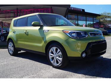 2016 Kia Soul + + 4dr Wagon Meridian MS