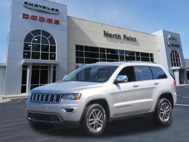 2017 Jeep Grand Cherokee LIMITED Greensboro NC
