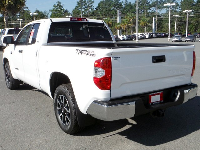 2018 toyota off road. interesting 2018 2018 toyota tundra sr5 double cab 57l ffv wtrd offroad package in toyota off road