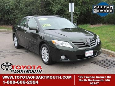 2010 Toyota Camry XLE North Dartmouth MA