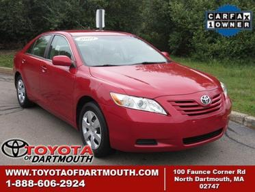 2009 Toyota Camry LE North Dartmouth MA