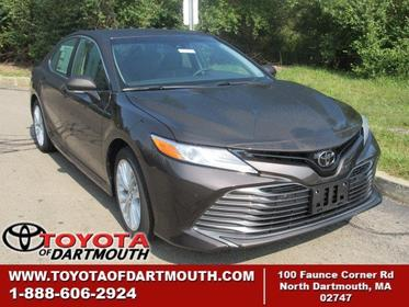 2018 Toyota Camry XLE North Dartmouth MA
