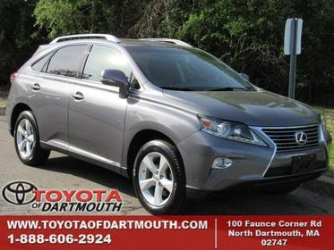2013 Lexus RX 350 North Dartmouth MA
