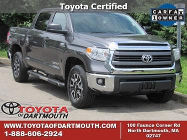 2015 Toyota Tundra 4WD Truck SR5 North Dartmouth MA