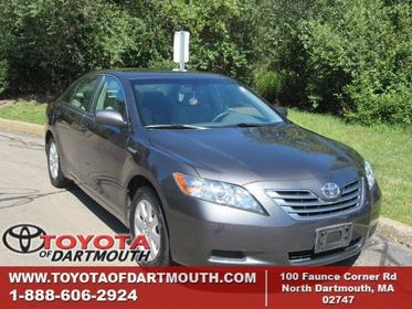 2009 Toyota Camry Hybrid HYBRID North Dartmouth MA