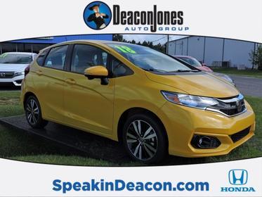 2018 Honda Fit EX-L Goldsboro NC