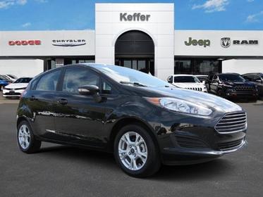 2016 Ford Fiesta SE Hatchback Charlotte NC