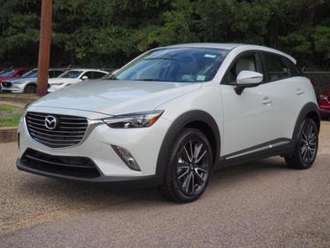 2018 Mazda Mazda CX-3 GRAND TOURING Sport Utility Raleigh NC