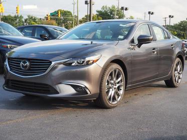 2017 Mazda Mazda6 GRAND TOURING 4dr Car Raleigh NC