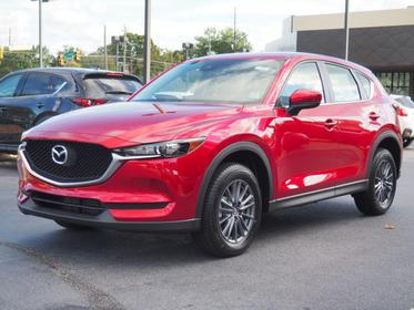 2017 Mazda Mazda CX-5 SPORT Sport Utility Raleigh NC