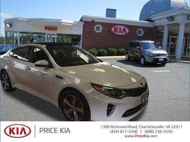 2017 Kia Optima SX 4dr Car Charlottesville VA