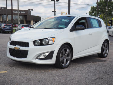 2015 Chevrolet Sonic RS Hatchback Raleigh NC
