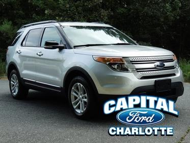 2014 Ford Explorer XLT Charlotte NC