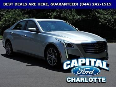 2017 Cadillac CTS 3.6L LUXURY Charlotte NC
