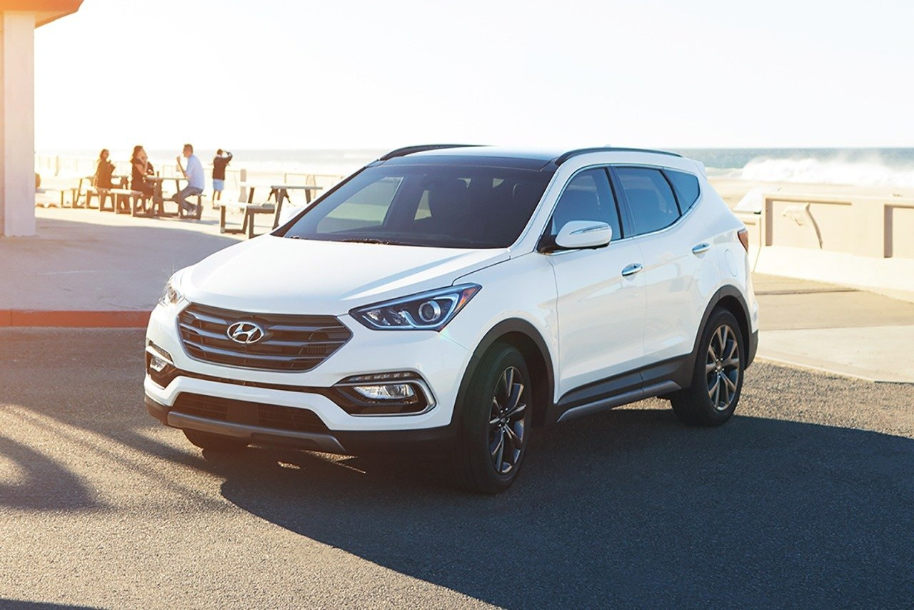 2018 hyundai crossover. perfect 2018 new 2018 hyundai santa fe models on hyundai crossover